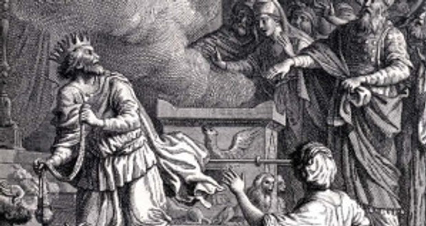King Uzziah wrongly thought he could burn incense in the Temple.