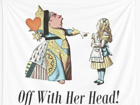 Mark 6:14-29 - Off with her head!