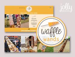 waffle wands