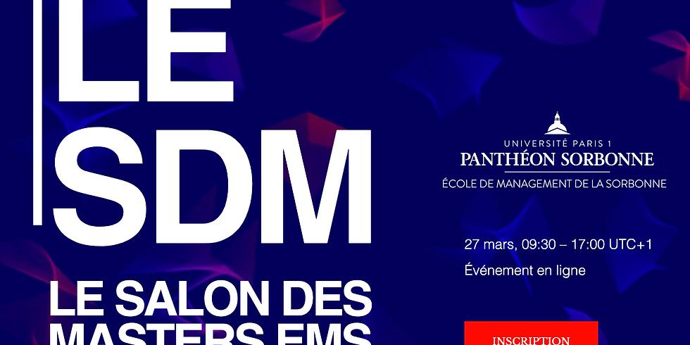 Salon Des Masters EMS 2021