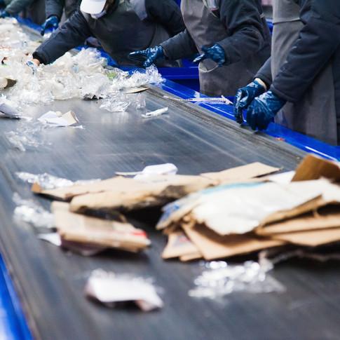 Fortalecimento sócio-econômico-produtivo de organizações de catadores de materiais recicláveis