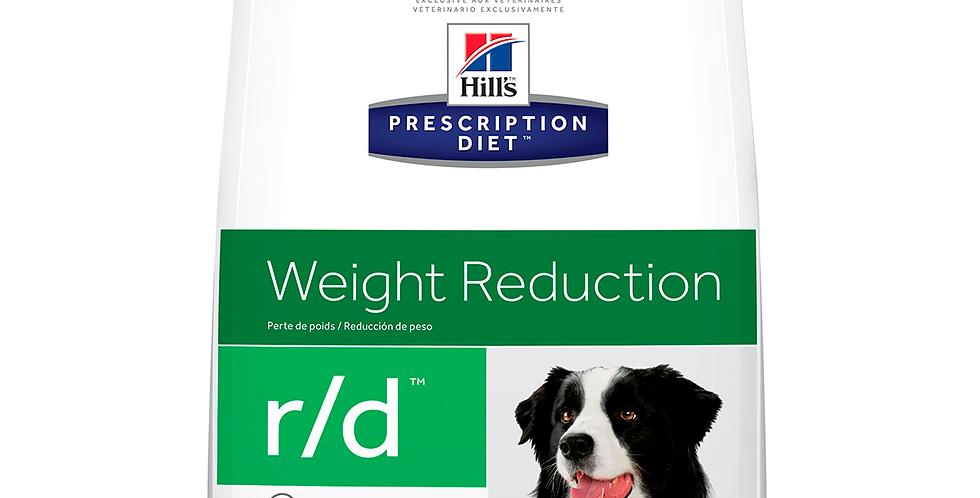 Hill's Prescription Diet  r/d Cuidado del peso Alimento para Perro