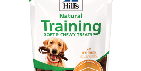 Hill's Treats soft y chewy training chicken