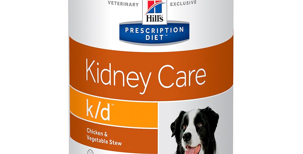 Hill's Prescription Diet k/d Salud Renal Estofado Alimento para Perro