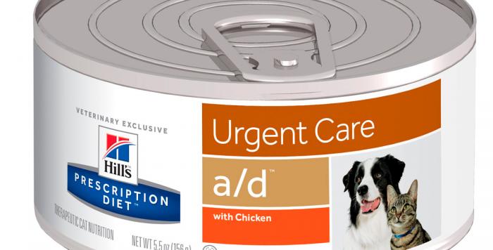 Hill's Prescription Diet a/d Recuperacion Alimento para Perro o Gato
