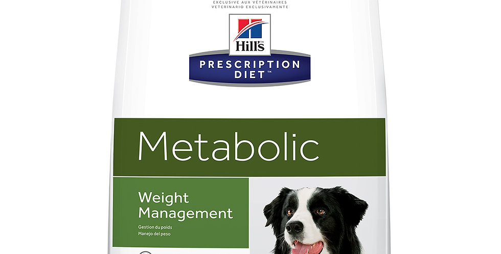 Hill's Prescription Diet Metabolic Mantenimiento del peso Alimento para Perro