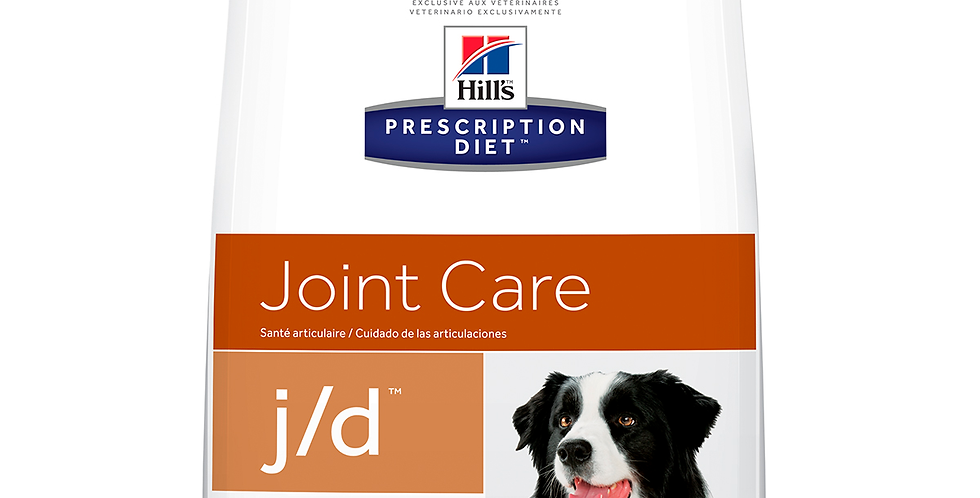Hill's Prescription Diet j/d Cuidado de la movilidad Alimento para Perro