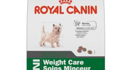Royal Canin POS Mini weight care