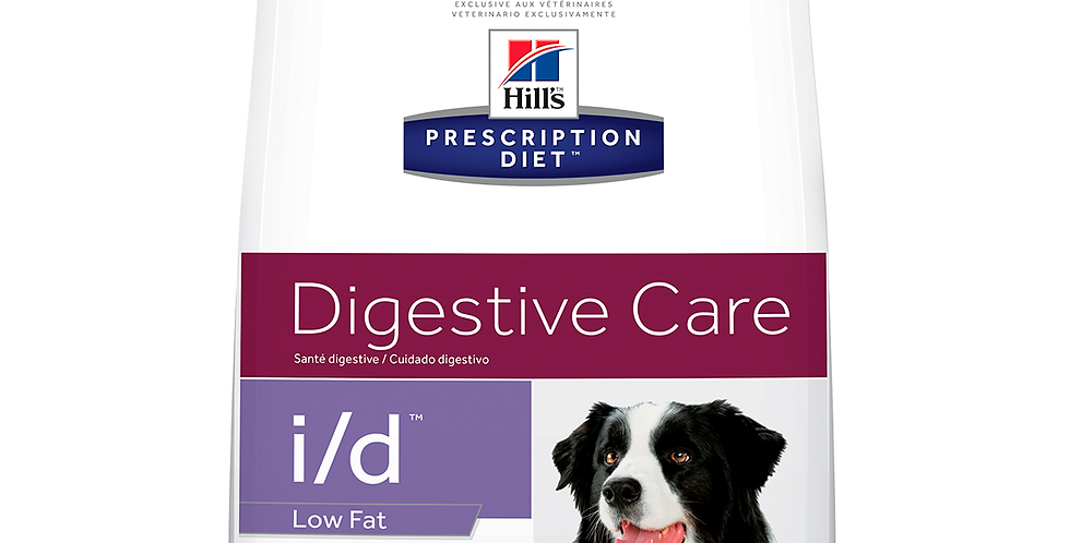 Hill's Prescription Diet i/d Salud Gastrointestinal Low Fat Alimento para Perro