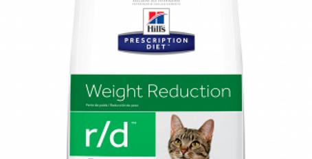 Hill's Prescription Diet r/d Reduccion del peso Alimento para Gato