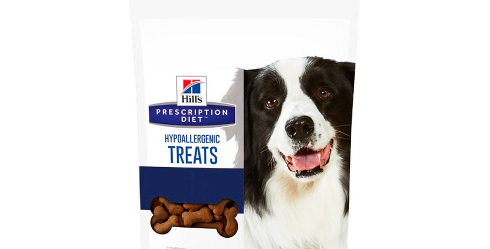 Hill's Prescription Diet Hypo Treats Canine z/d Premios hipoalergenicos p/perro.