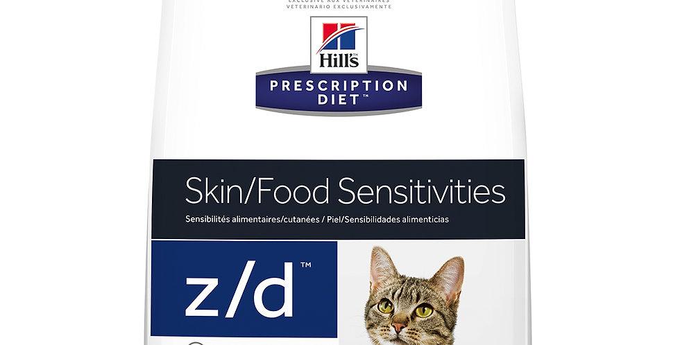 Hill's Prescription Diet z/d Alergias Alimentarias Alimento  para Gato