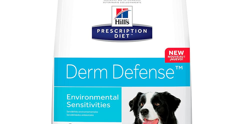 Hill's Prescription Diet Derm Defense Alergias Ambientales, Alimento para Perro