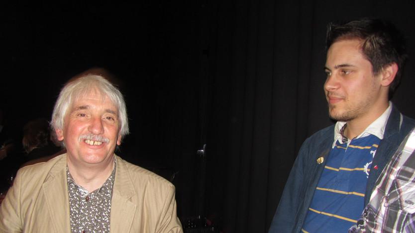 Jean-Jacques Messiaen et Frédéric Marchesani