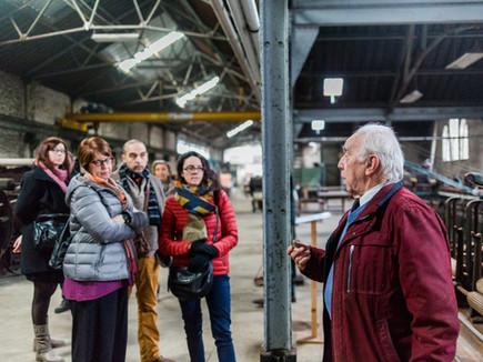 Visite ipw 22.12.17 - Gérard Fettweis