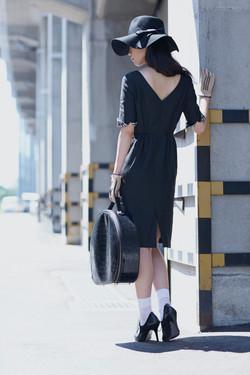 2014-15AW Little Black Dress