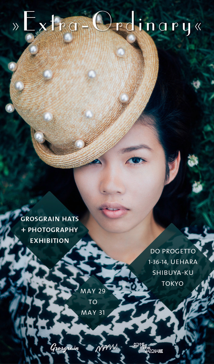"Exhibition ""Extra-Ordinary""開催"