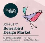Bowerbird Design Market はキャンセルとなりました。
