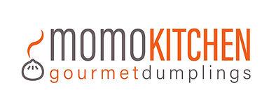 Momo Kitchen logo Transparent background
