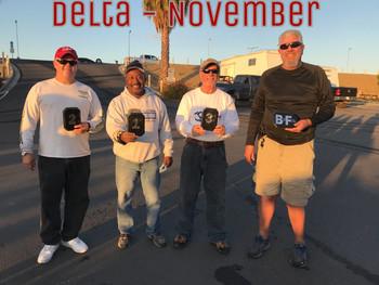 Tough Delta Win