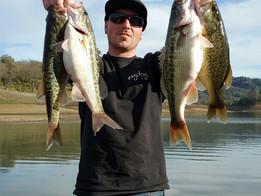 Great tournament at Lake Berryessa