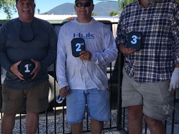 Barnett gets'em after 2 days at Clearlake in June