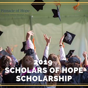 Scholars of Hope Scholarship