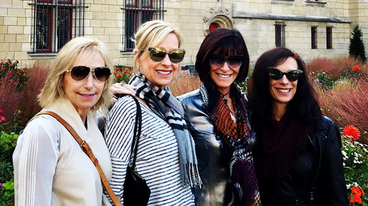 Travel Sisters in Paris (October 2-8, 2018)