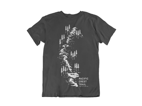 Pacific Crest Trail t-shirt (grey)