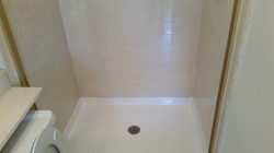 Tile Shower & Pan