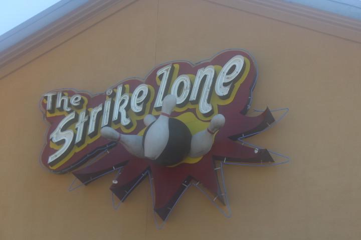 Strike Lane Bowling
