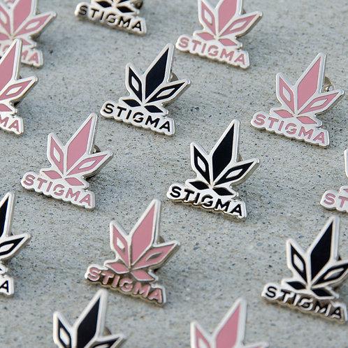 Stigma Enamel Pin