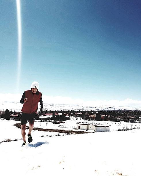 Cannabis Athlete Ultra Runner & Stigma Brand Ambassador Timberlin Henderon