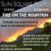 Sun Square Pluto & a Bumpy Road