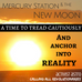 Mercury Station & the New Moon