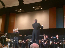 First Trumpeters Concert with Tom Hooton