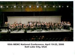 MENC 2006 American Fork Junior HS