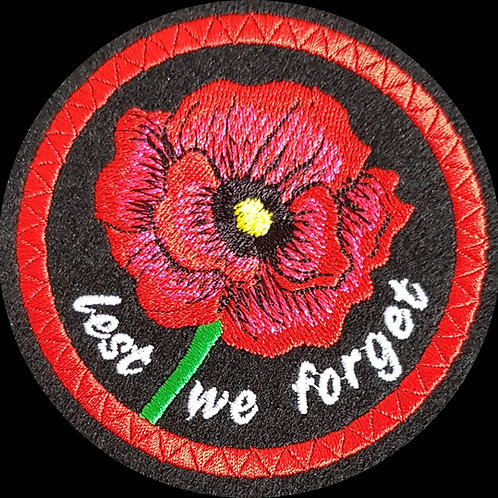 23  Lest We Forget