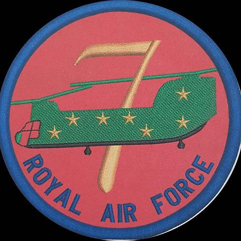 225   7 Air Force