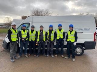 Work begins on our next big site in Carlisle.
