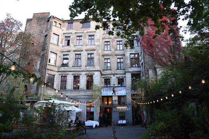 SPD Fraktionsabend in Clärchens Ballhaus