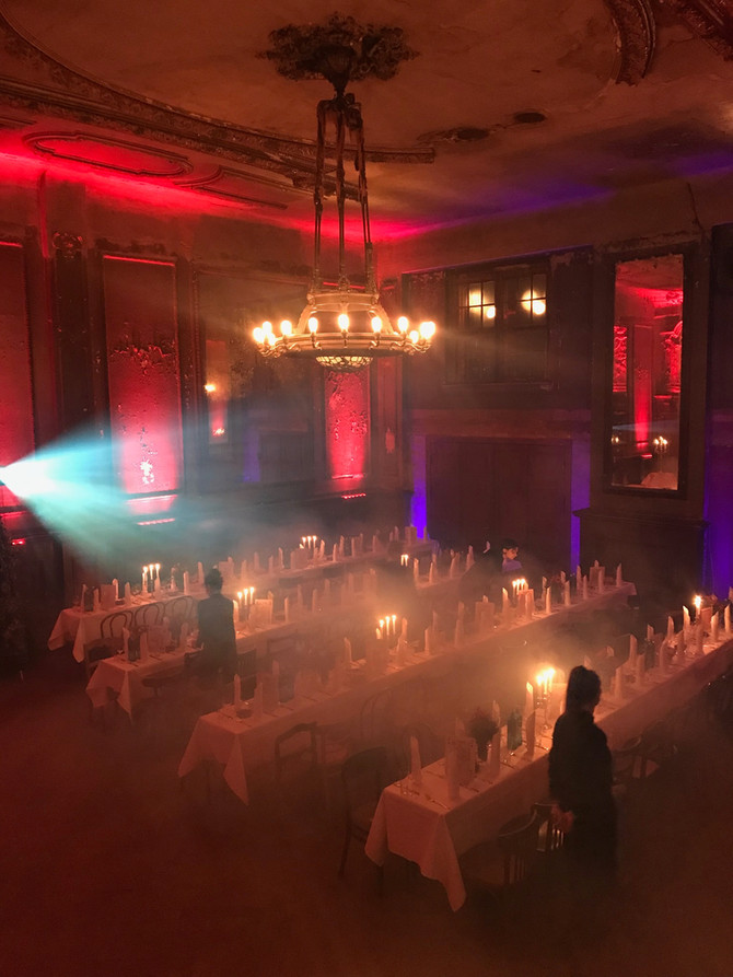Viacom Christmas Party at Spiegelsaal Berlin