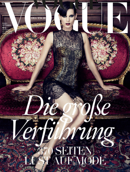 VOGUE Germany @ Spiegelsaal