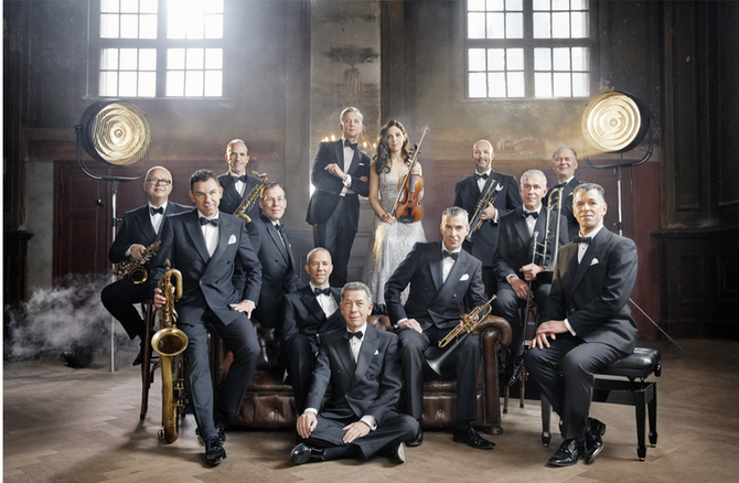 MTV Unplugged mit Max Raabe & Palast Orchester im Spiegelsaal