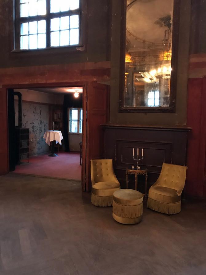 Rolex Mentor and Protégé Arts Initiative Welcome Cocktail im Spiegelsaal und Dinner im Ballsaal von