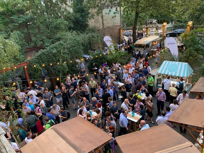 EUROISMAR 2019 Konferenz Dinner: 750 Wissenschaftler*innen zu Gast in Clärchens Ballhaus