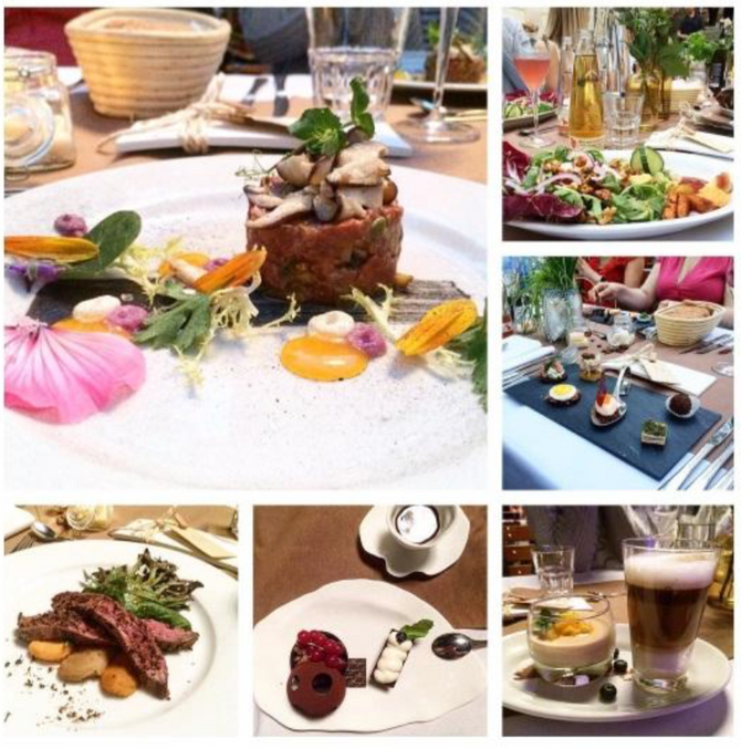 Blogger Dinner @ Schloss Schwante