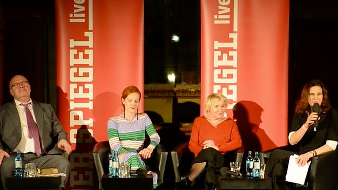 Der Spiegel Live: Im Gespräch über Feminismus: #frauenland