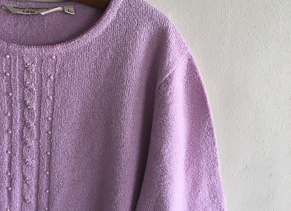 Pearly knit