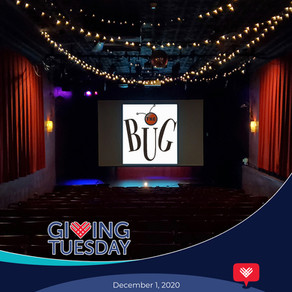 Support The Bug Theatre on Giving Tuesday